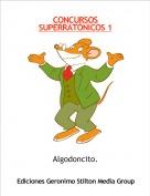 Algodoncito. - CONCURSOS SUPERRATÓNICOS 1
