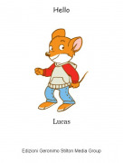 Lucas - Hello