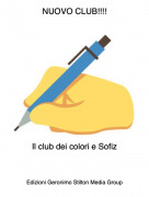 Il club dei colori e Sofiz - NUOVO CLUB!!!!