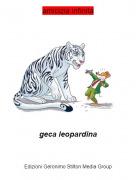 geca leopardina - amicizia infinita