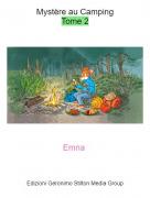 Emna - Mystère au CampingTome 2