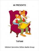 TAPAMI - MI PRESENTO