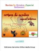ruti3003 - Revista De Octubre-¡Especial Halloween!