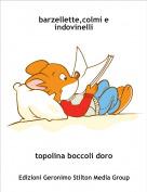 topolina boccoli doro - barzellette,colmi e indovinelli