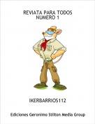 IKERBARRIOS112 - REVIATA PARA TODOS NUMERO 1