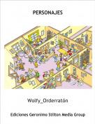 Wolfy_Orderratón - PERSONAJES