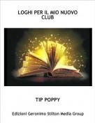TIP POPPY - LOGHI PER IL MIO NUOVO CLUB