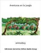 animalboy - Aventuras en la jungla