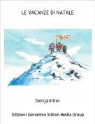 benjamino - LE VACANZE DI NATALE