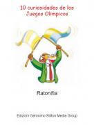 Ratonifia - 10 curiosidades de losJuegos Olimpicos