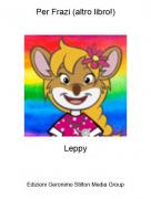 Leppy - Per Frazi (altro libro!)