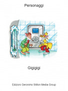 Gigigigi - Personaggi