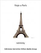 ratinicky - Viaje a París