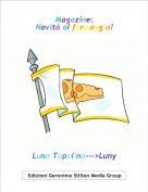Luna Topolina--->Luny - Magazine:Novità al formaggio!