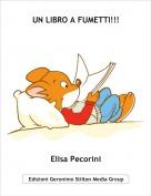 Elisa Pecorini - UN LIBRO A FUMETTI!!!
