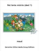 maud - Het lente mistrie (deel 1)