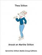 Anouk en Marthe Stilton - Thea Stilton