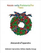 AlexandraTopandra - Natale nella Preistoria!Per Tippy