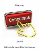 maituta - Concurso