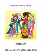 Marta9700 - Aventura en la India
