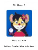 Elena escritora - Mis dibujos 2