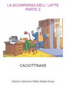 CACIOTTINA55 - LA SCOMPARSA DELL' LATTE PARTE 2