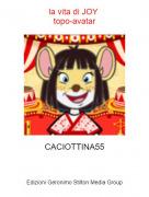 CACIOTTINA55 - la vita di JOY topo-avatar