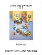 Bibliotopo - Il mio blog-giornalinon.2