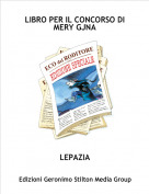 LEPAZIA - LIBRO PER IL CONCORSO DI MERY GJNA