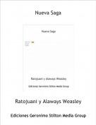 Ratojuani y Alaways Weasley - Nueva Saga