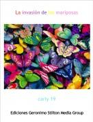 carly 19 - La invasión de las mariposas