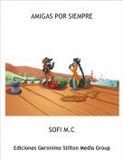 SOFI M.C - AMIGAS POR SIEMPRE