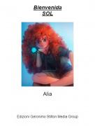 Alia - BienvenidaSOL