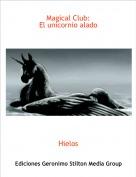 Hielos - Magical Club:El unicornio alado