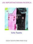 Sofia Topetta - UN' IMPORTANTISSIMA RICERCA