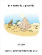 luciabb - El misterio de la piramide