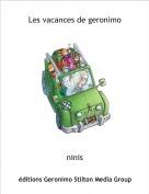 ninis - Les vacances de geronimo