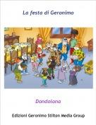 Dondolona - La festa di Geronimo
