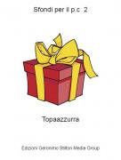 Topaazzurra - Sfondi per il p.c 2