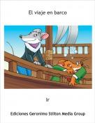 Ir - El viaje en barco