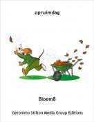 Bloem8 - opruimdag