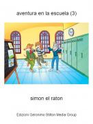 simon el raton - aventura en la escuela (3)
