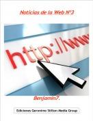 Benjamin7. - Noticias de la Web Nº3
