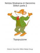 Topopuzzone - Notizia Stratopica di Geronimo Stilton parte 2
