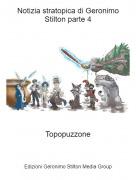 Topopuzzone - Notizia stratopica di Geronimo Stilton parte 4