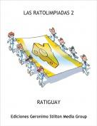 RATIGUAY - LAS RATOLIMPIADAS 2