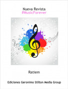 Ratiem - Nueva Revista#MusicForever