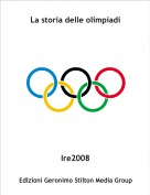 Ire2008 - La storia delle olimpiadi