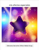 lily 2020 - mis efectos especiales