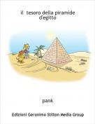 pank - il  tesoro della piramide d'egitto